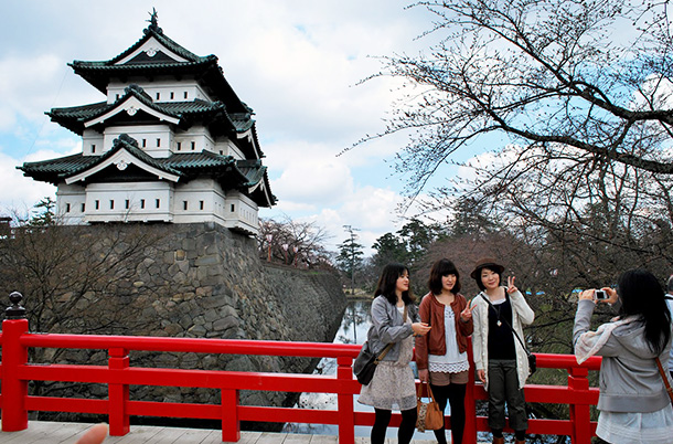 Du khách Việt Nam tới Nhật Bản tăng mạnh